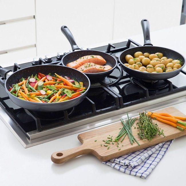 Тип кухонной плиты